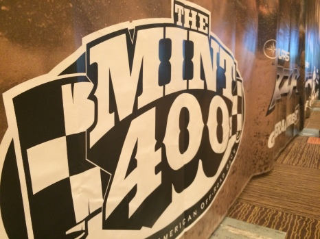 The Golden Nugget hosted the 2015 Polaris RZR Mint 400 awards banquet.
