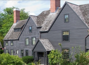 Historic House of the Seven Gables is a hit in Salem all year round! (photo courtesy of 7gables.org)
